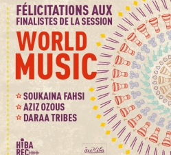 GAGNANTS HIBA REC WORLD MUSIC
