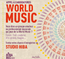 Appel à candidature Hiba_Rec World Music