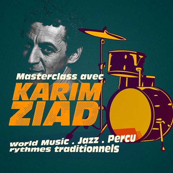 Masterclass avec Karim Ziad
