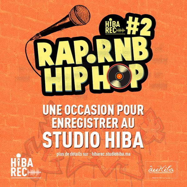 HIBA REC : RAP, RNB & HIP HOP
