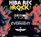 Résultats HIBA_REC#2 Rock/Metal