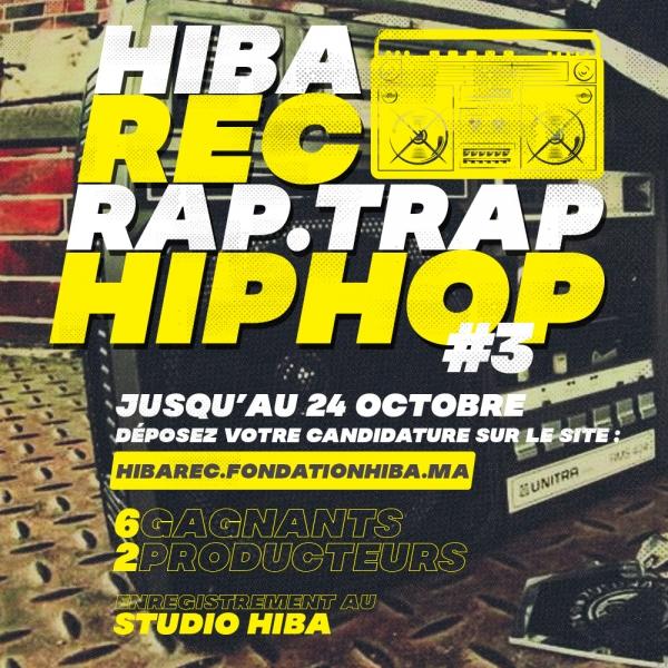 Hiba_Rec #3 Rap, Trap